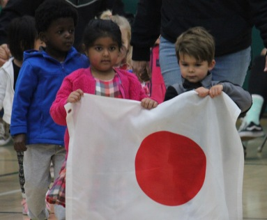 Japanese Farewell Assembly - 9243333