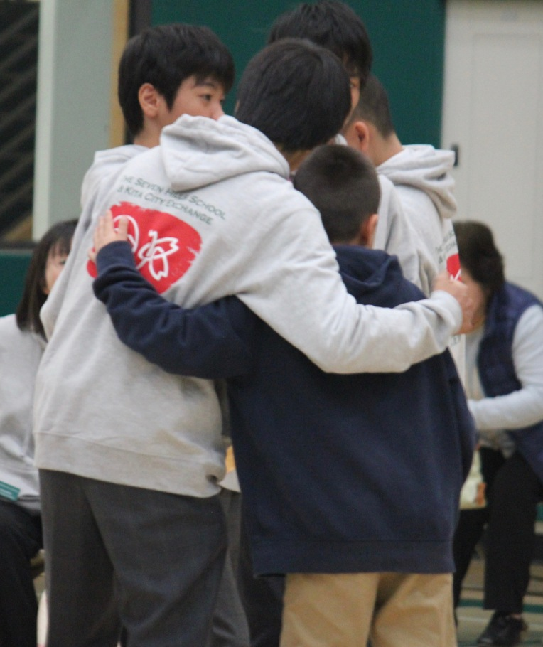 Japanese Farewell Assembly - 9244689